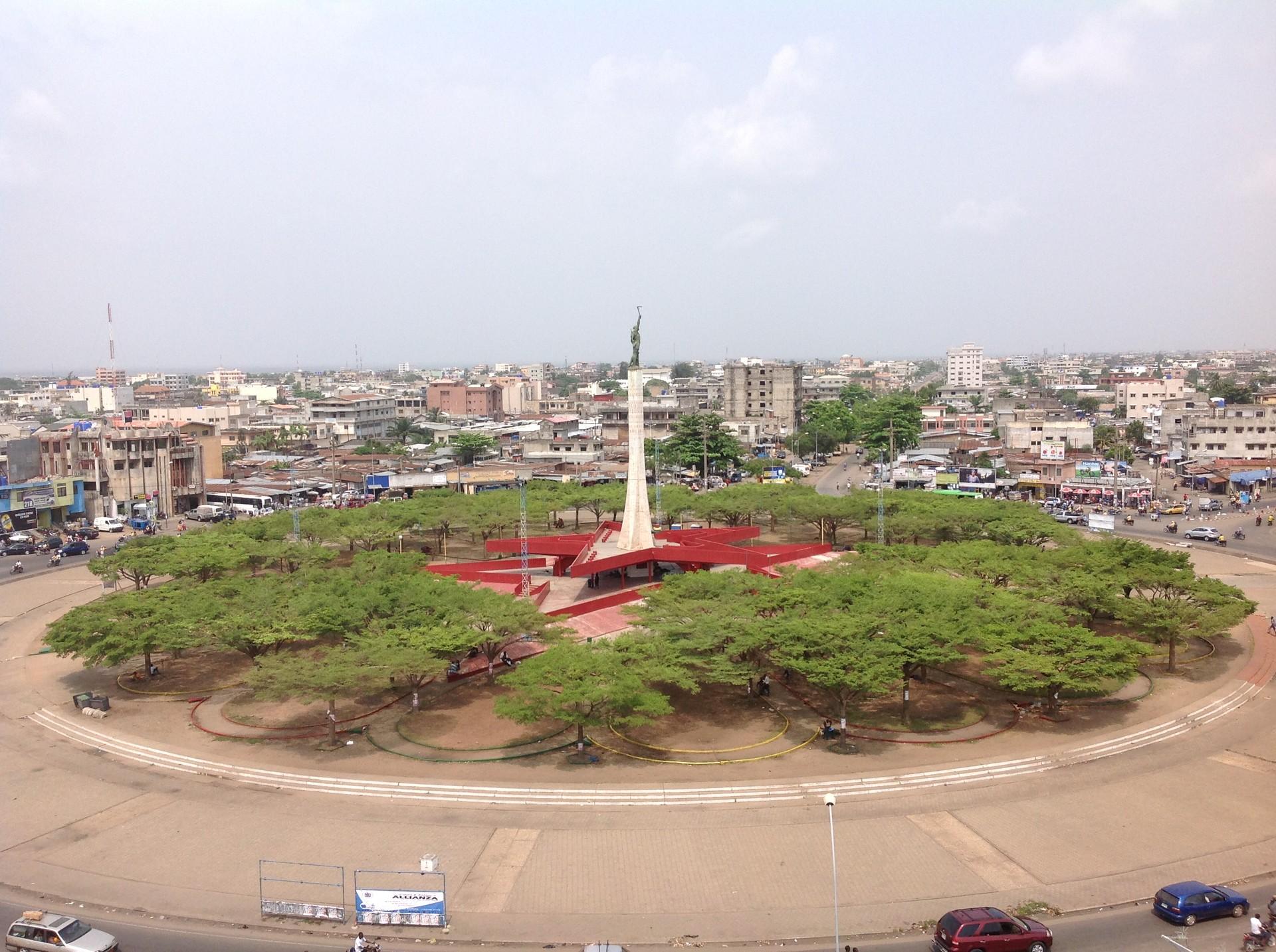 Experiencia Erasmus en Cotonú, Benín, por Frédéric