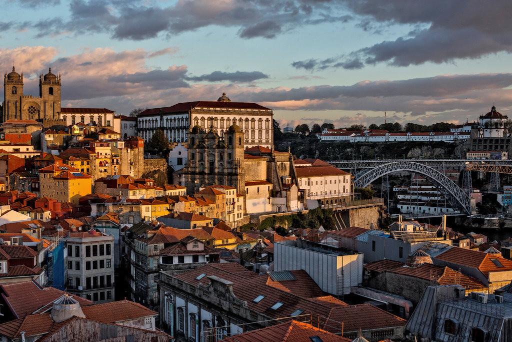 Experiência Erasmus da Violetta em Porto, Portugal