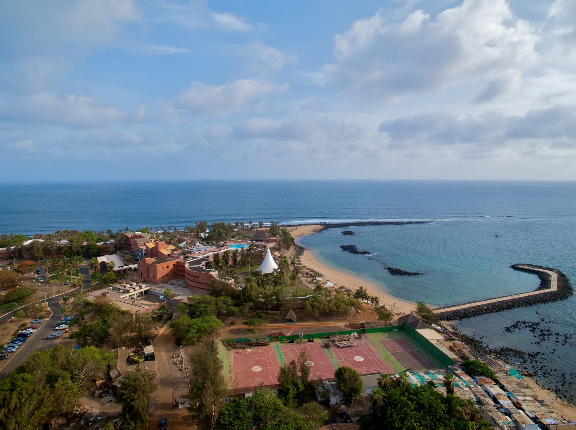 Experiencia Erasmus en Dakar, Senegal por Alexis