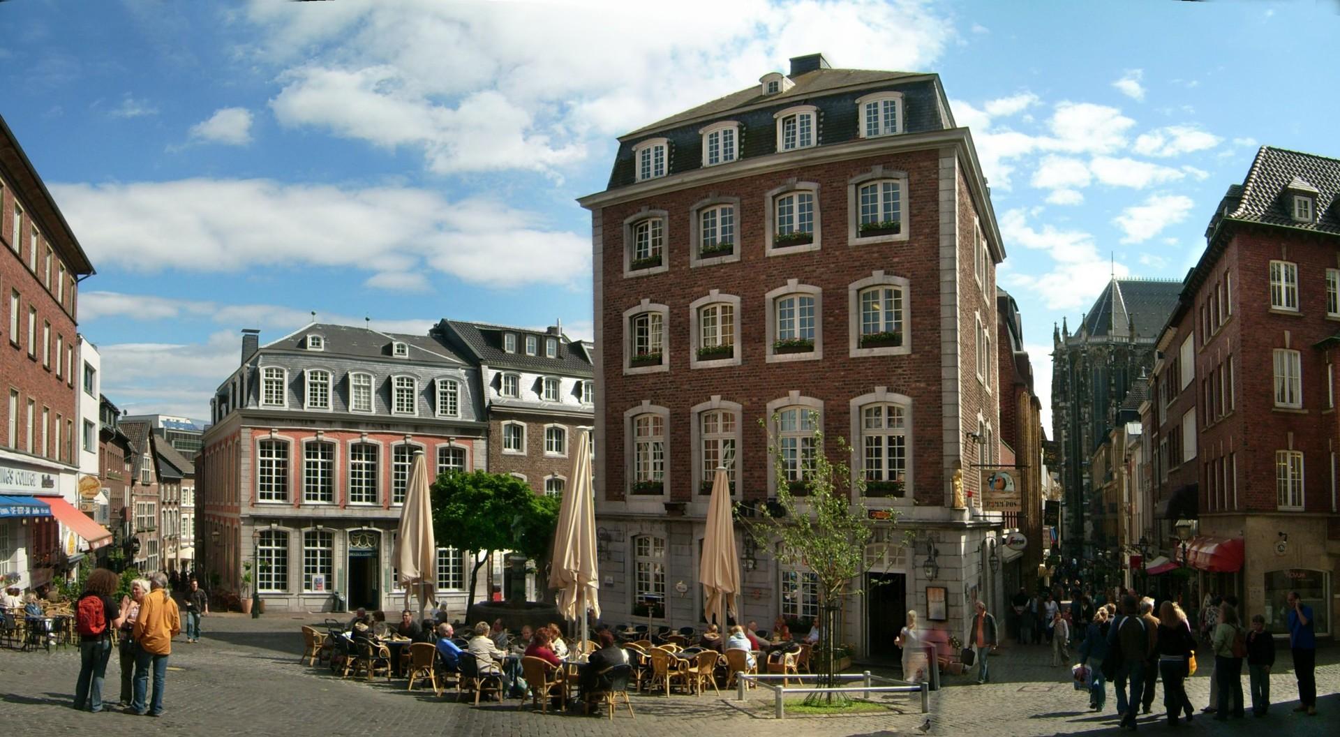 Experiência de Erasmus em Aachen, Alemanha, por Alberto