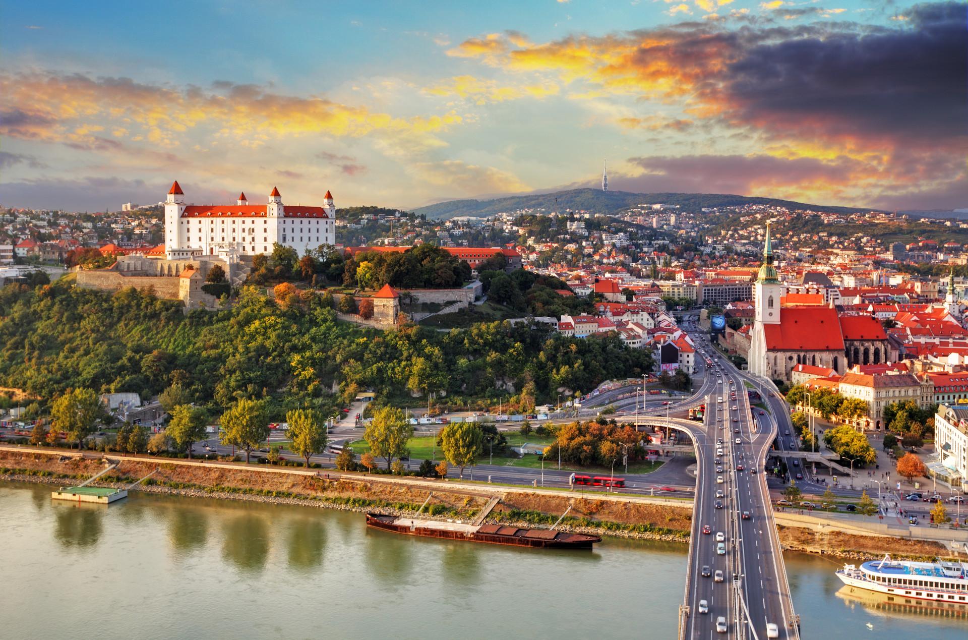 Experiência Erasmus em Bratislava, Eslováquia, por Ania!