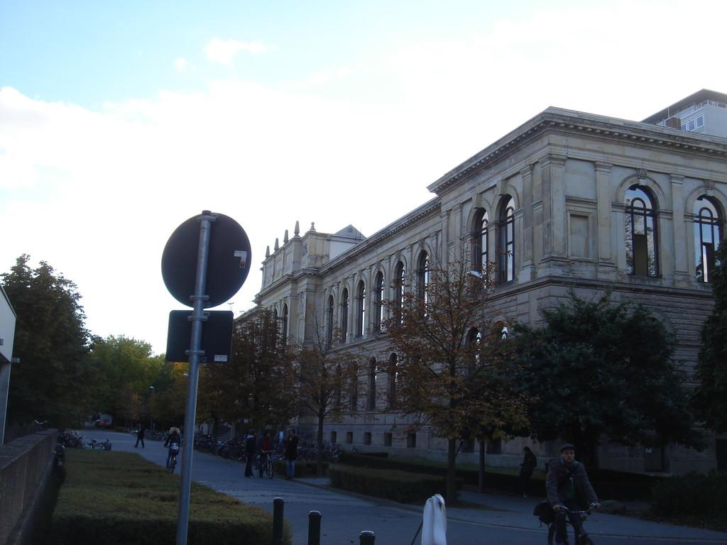 Experiência de Erasmus em Braunschweig, Alemanha, por Carine
