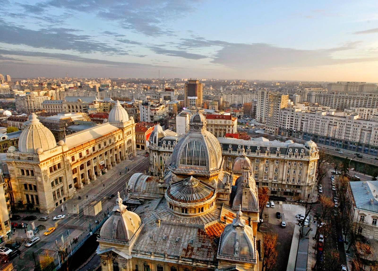 Experiência Erasmus em Bucarest, Romênia por Kevin