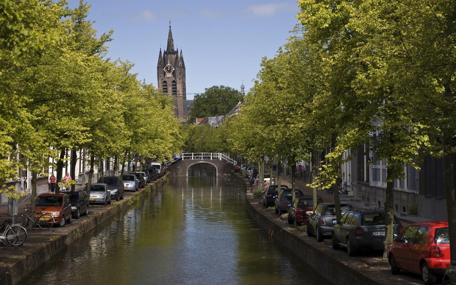 Experiência de Erasmus em Delft, Holanda, por Isabel