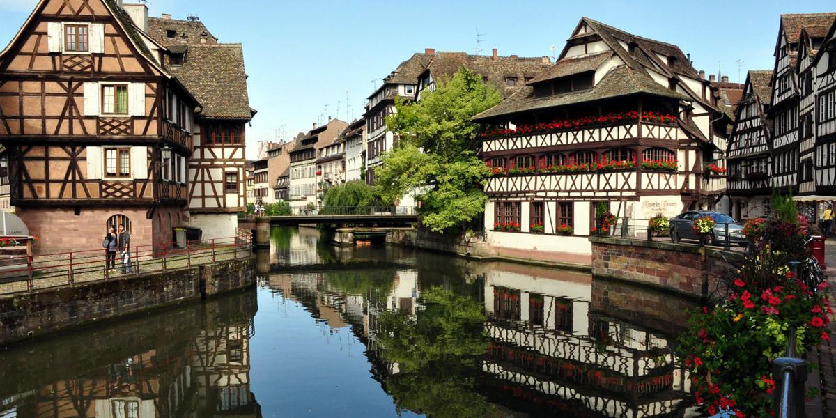 Experiência Erasmus em Estrasburgo, França por Philip