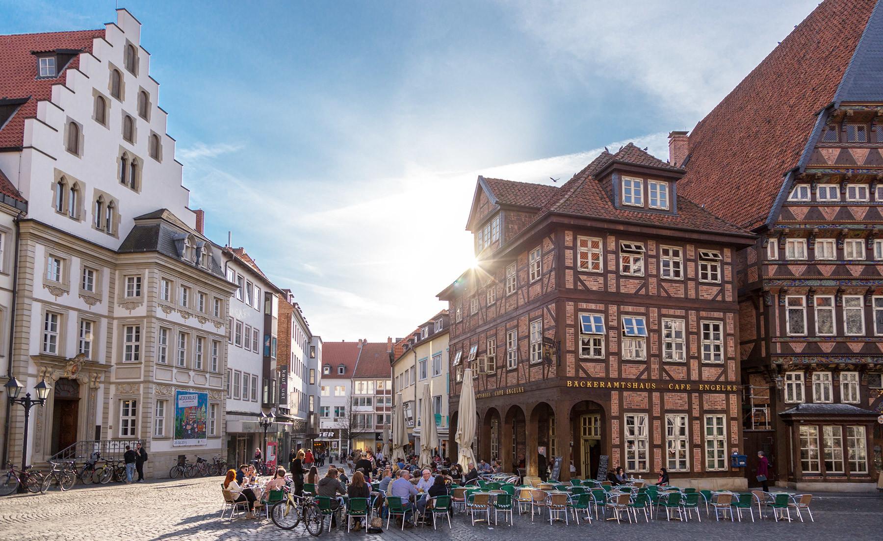 Experiência de Erasmus em Hildesheim, Alemanha, por Dara