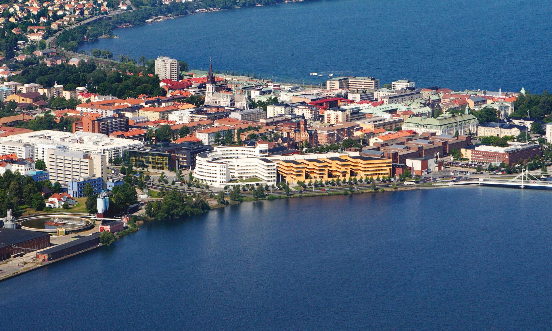 Experiência de Erasmus em Jönköping, Suécia - Laure