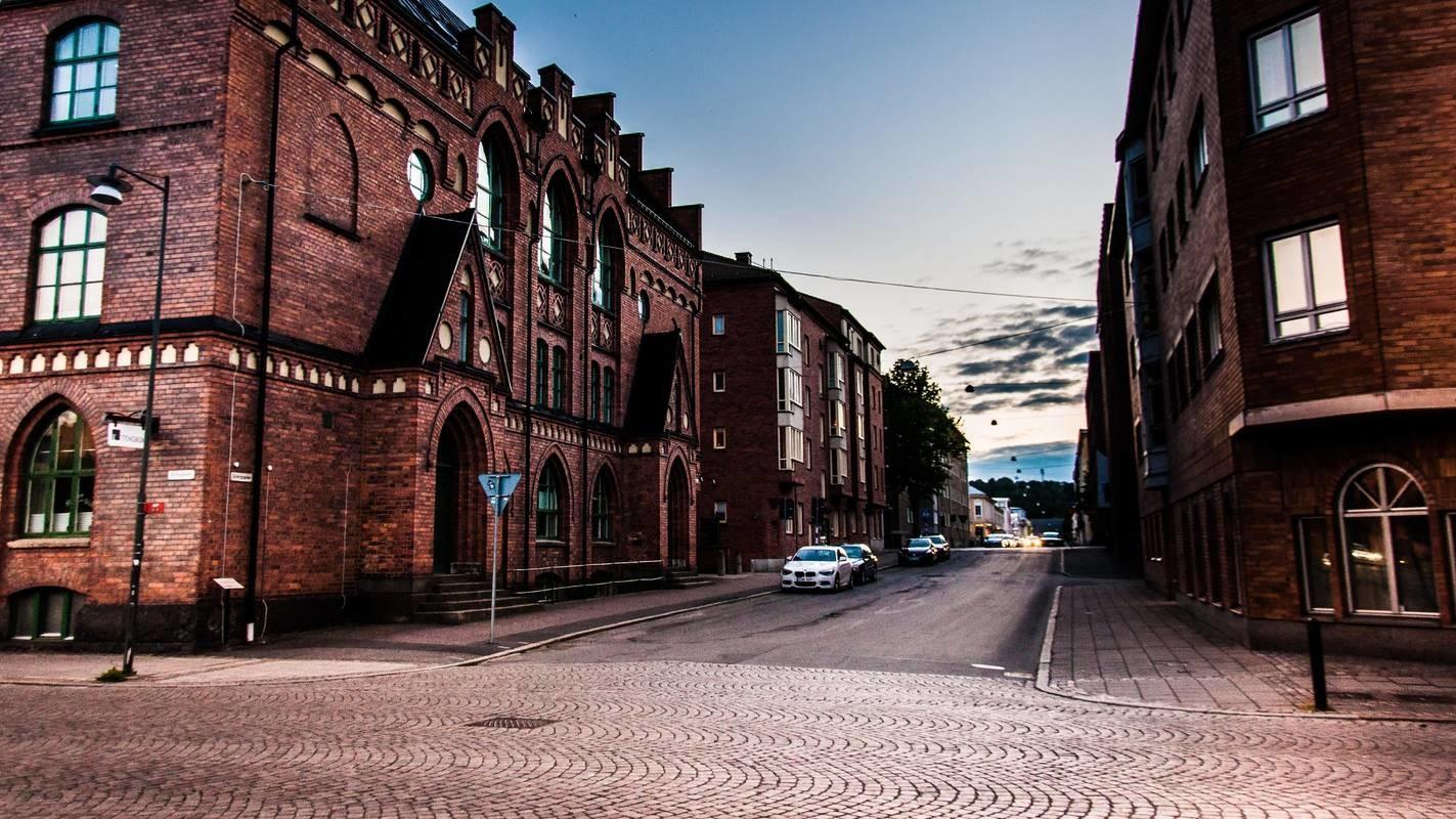 Experiência de Erasmus em Jönköping, Suécia, por Dilara