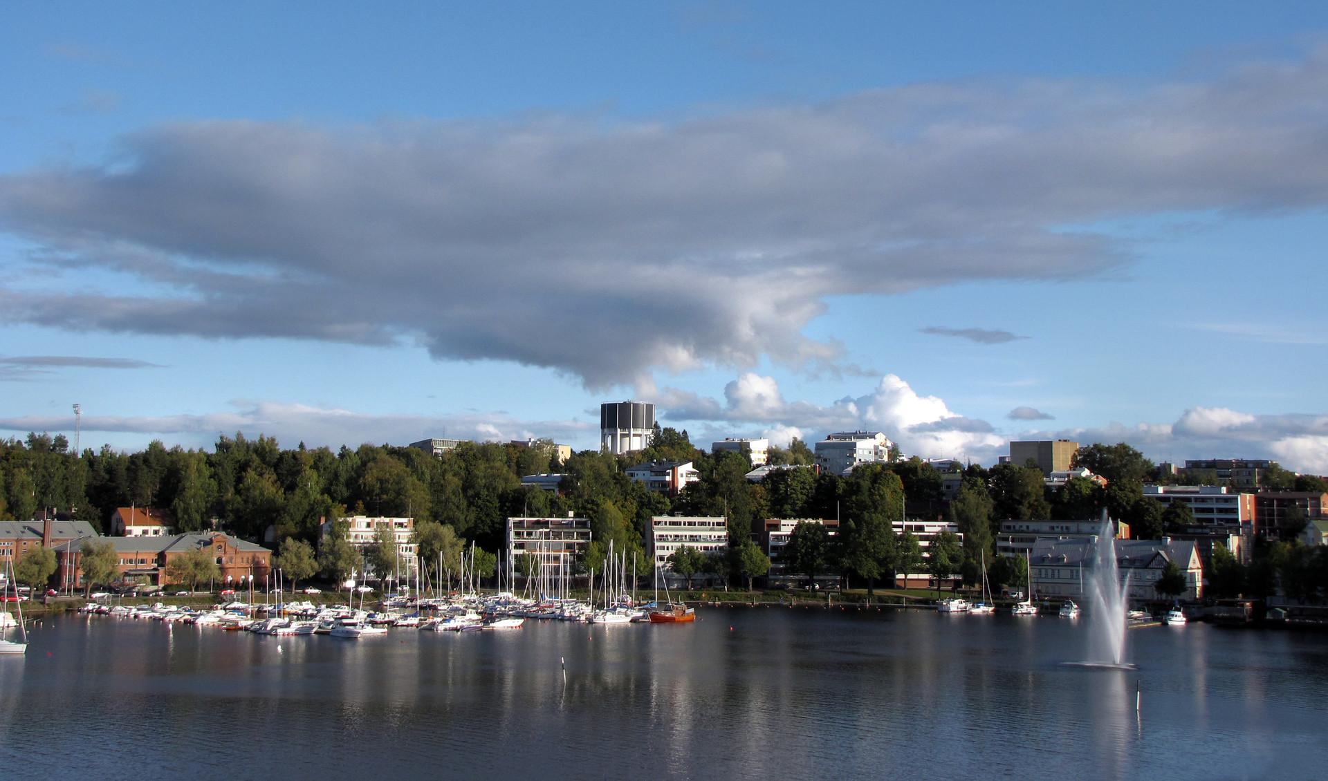 Experiência Erasmus em Lappeenranta, Finlândia, por Mithunkumar!!
