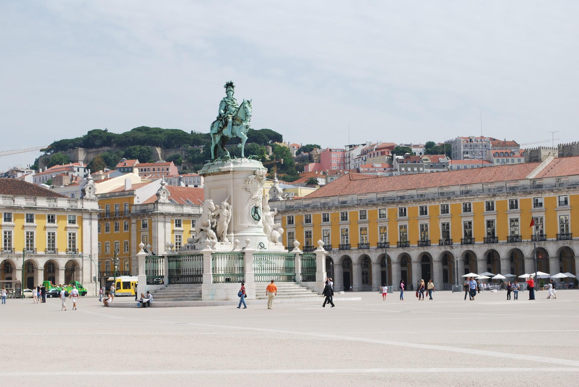 Experiência Erasmus em Lisboa, Portugal por Bruno