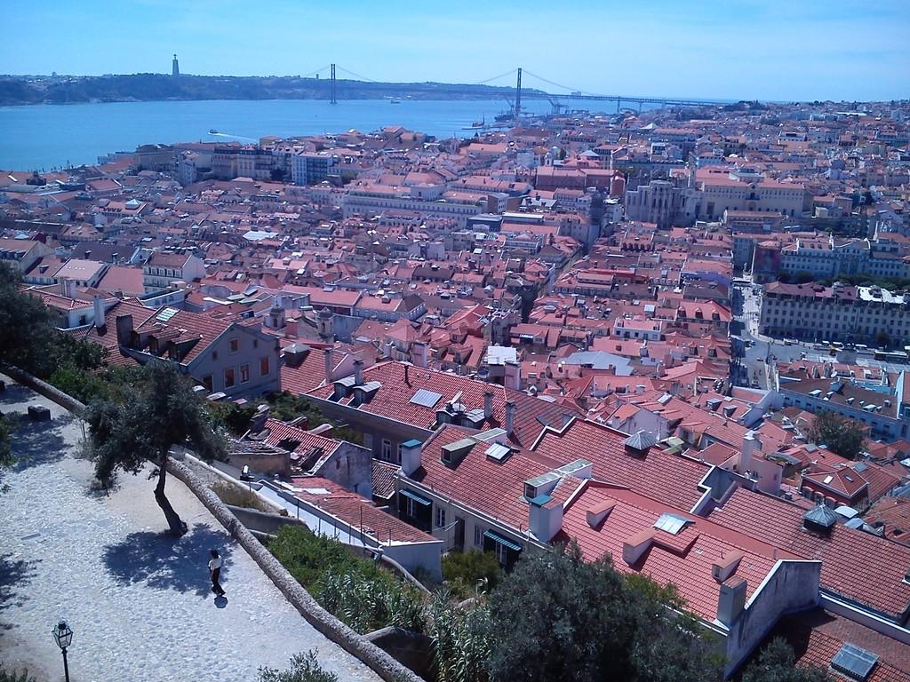 Experiência Erasmus em Lisboa, Portugal por Claudio