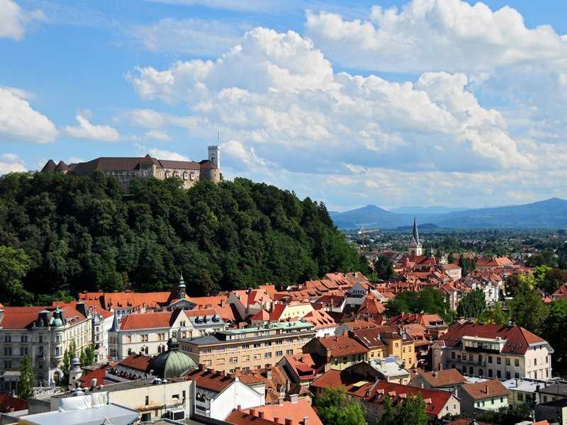 Experiência Erasmus em Liubliana, Eslovénia, da Caroline