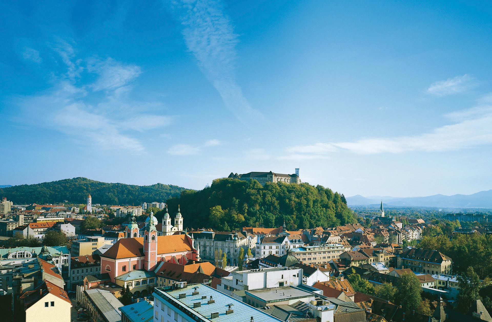 Experiência Erasmus em Liubliana, Eslovénia, por Elena.