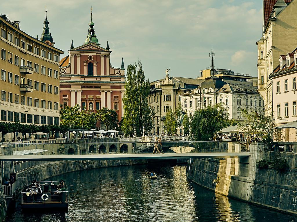 Experiência Erasmus em Liubliana, Eslovénia por Justine