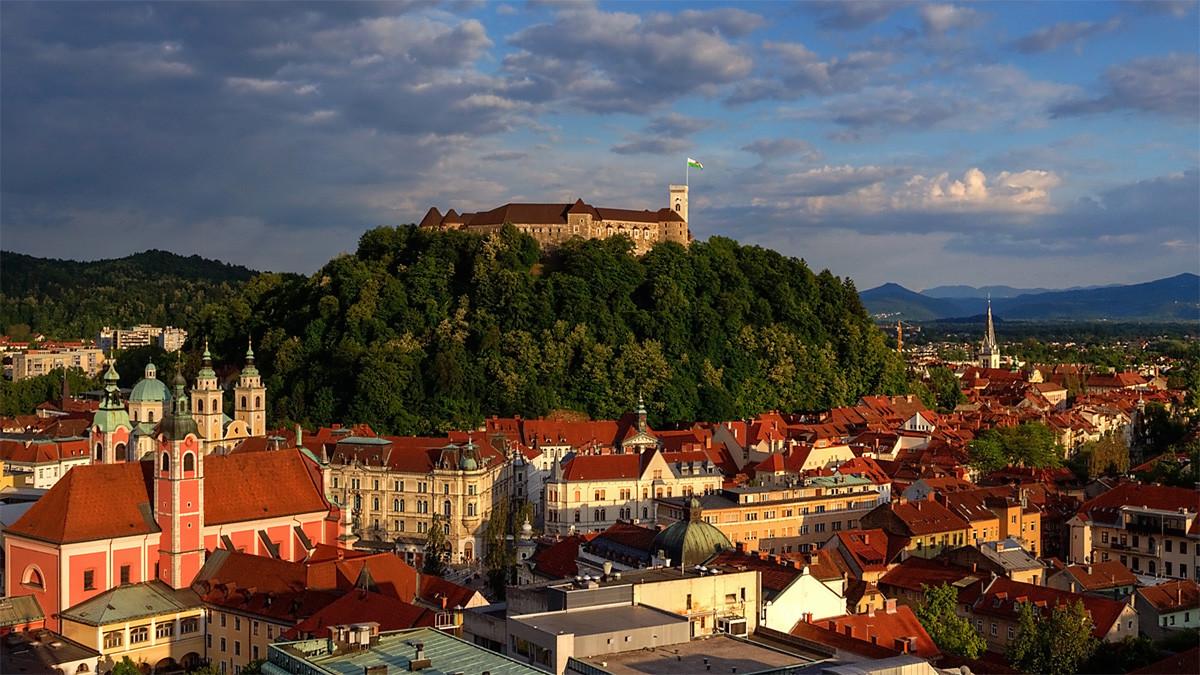 Experiência de Erasmus em Ljubjana, Eslovénia