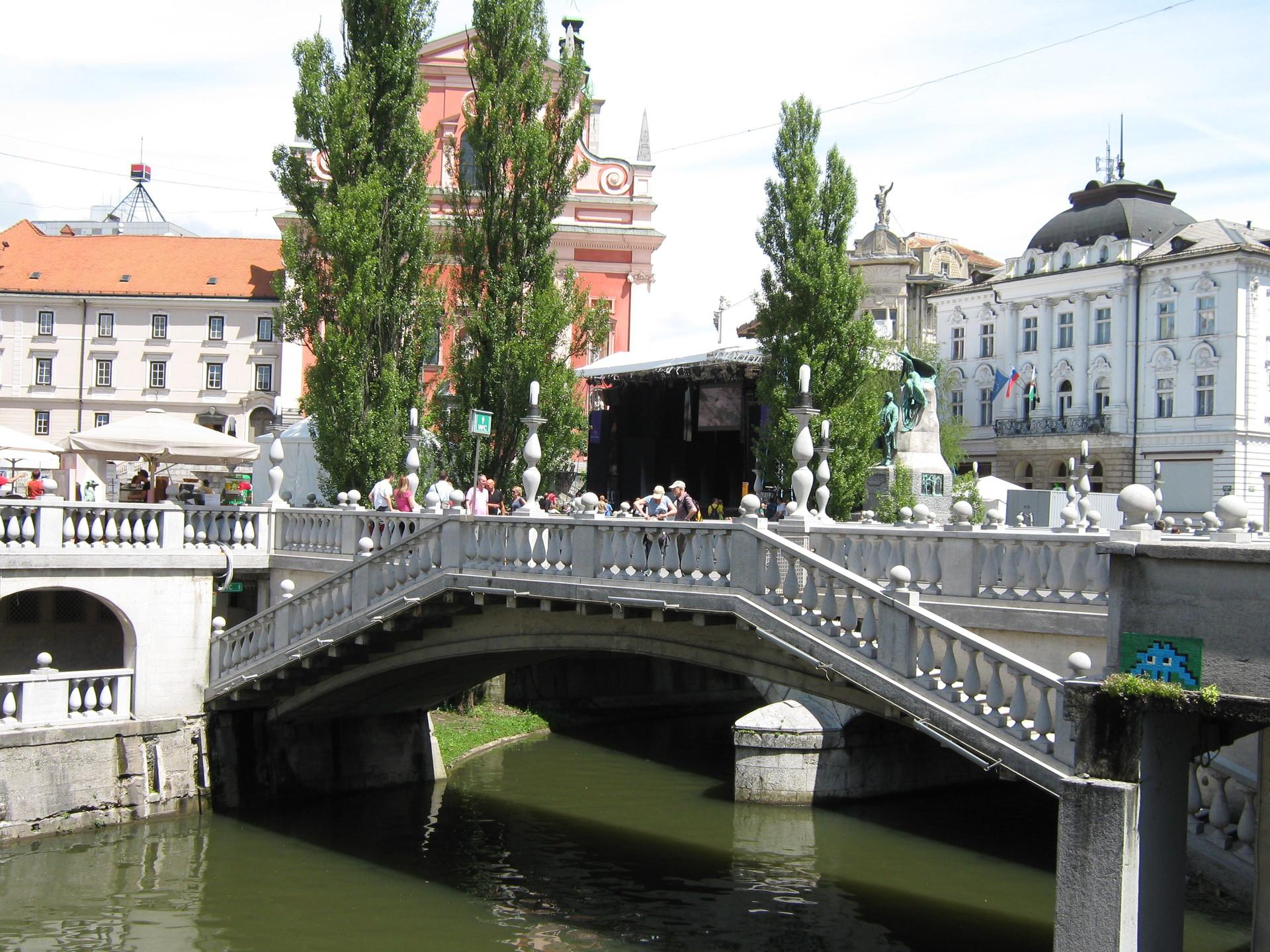 Experiência Erasmus em Ljubljana, Eslovénia por Melanie