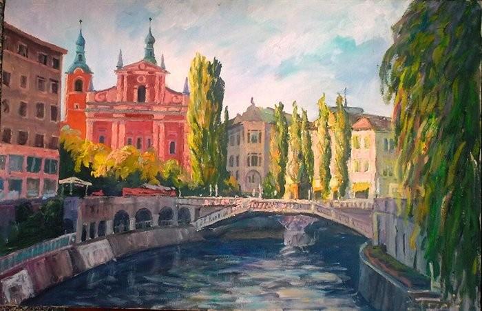 Experiência Erasmus em Ljubljana, Eslovénia por Sandra