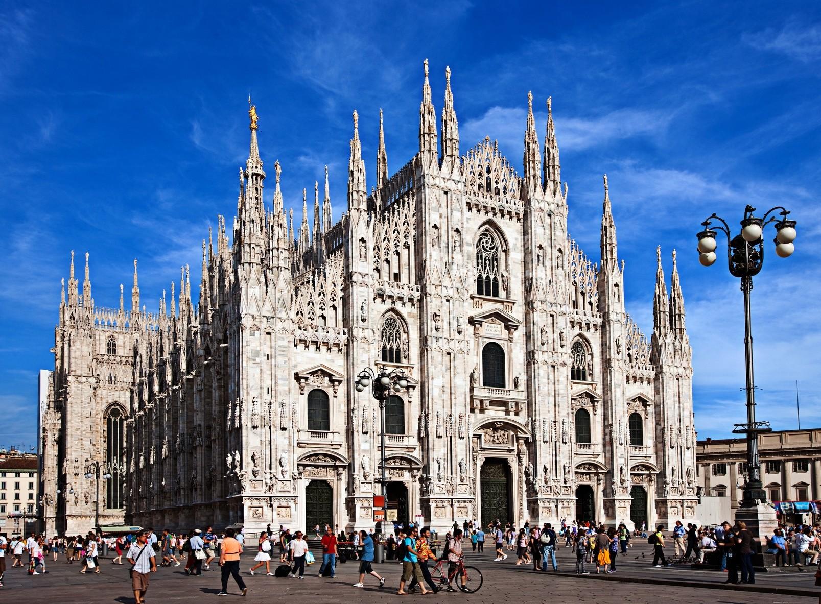 Experiência Erasmus em Milão, Itália, por Daniel!