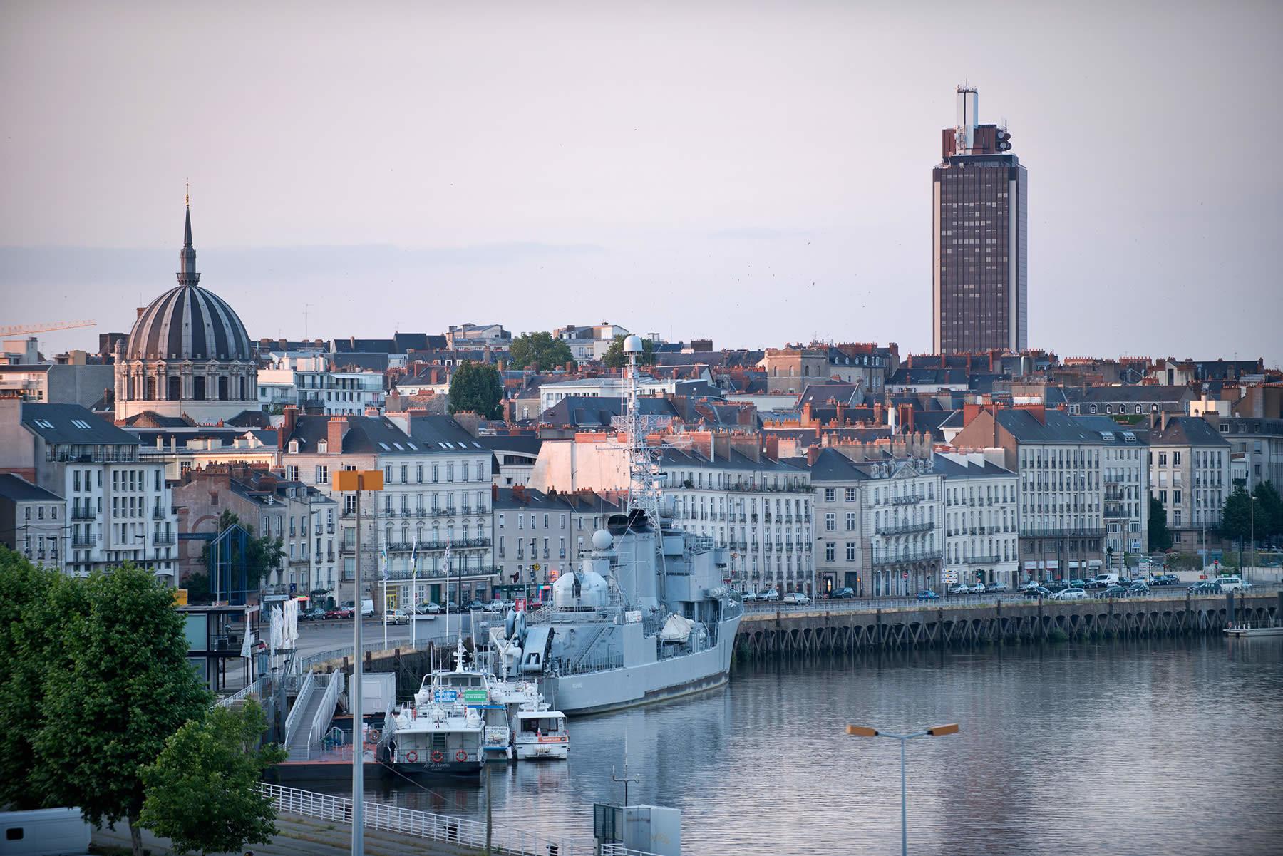 Experiência de Erasmus em Nantes, França, por Roxana