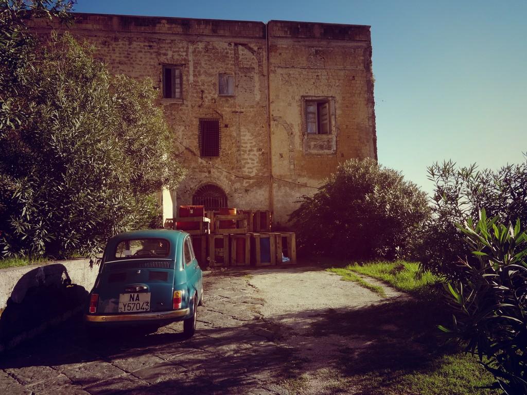 Experiência Erasmus em Nápoles, Itália de Lucía