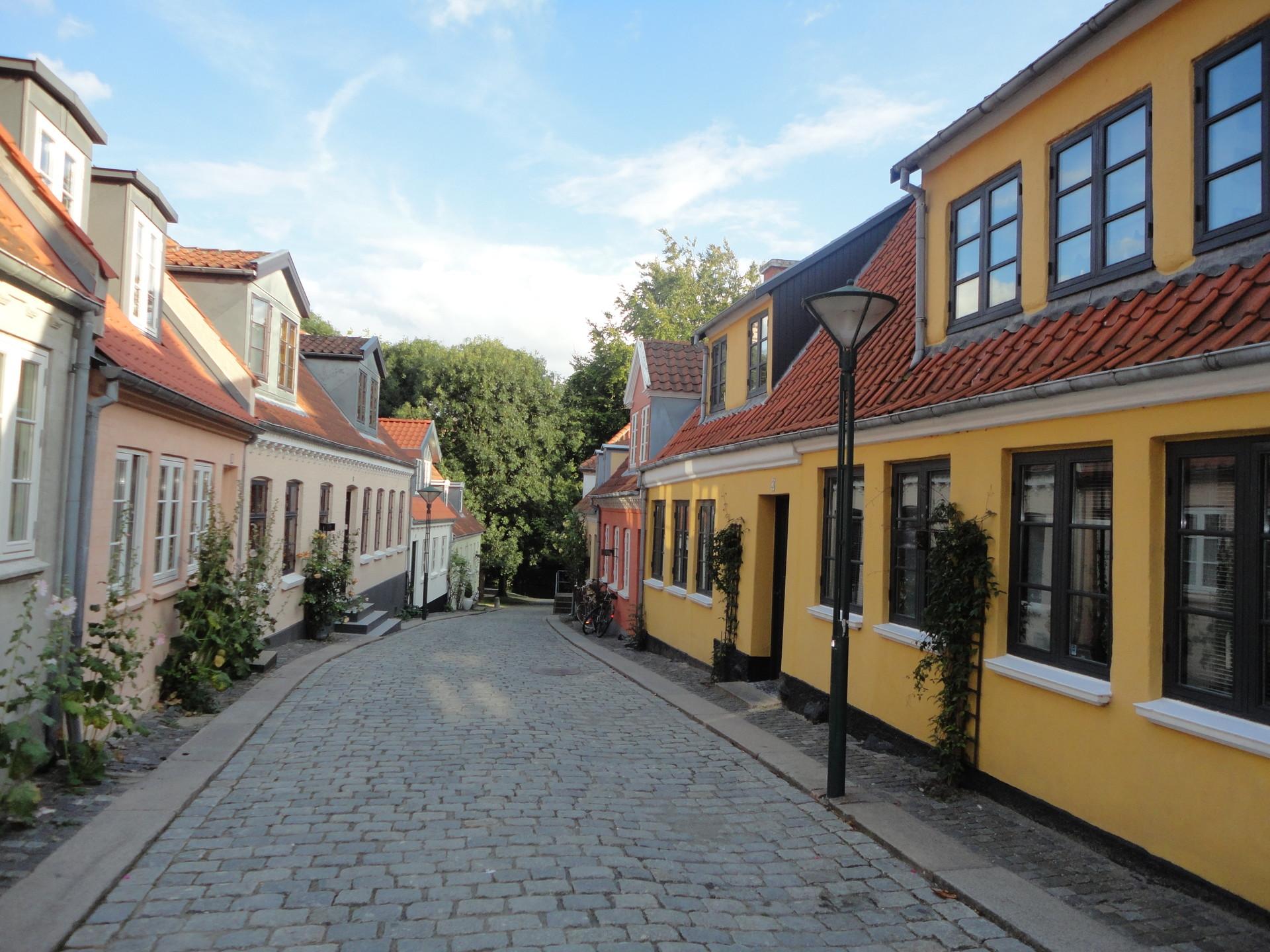 Experiência de Erasmus em Odense, Dinamarca, por Célile