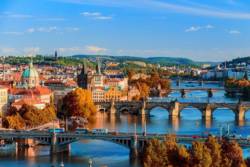 Experiência Erasmus em Praga, República Checa por Mariana