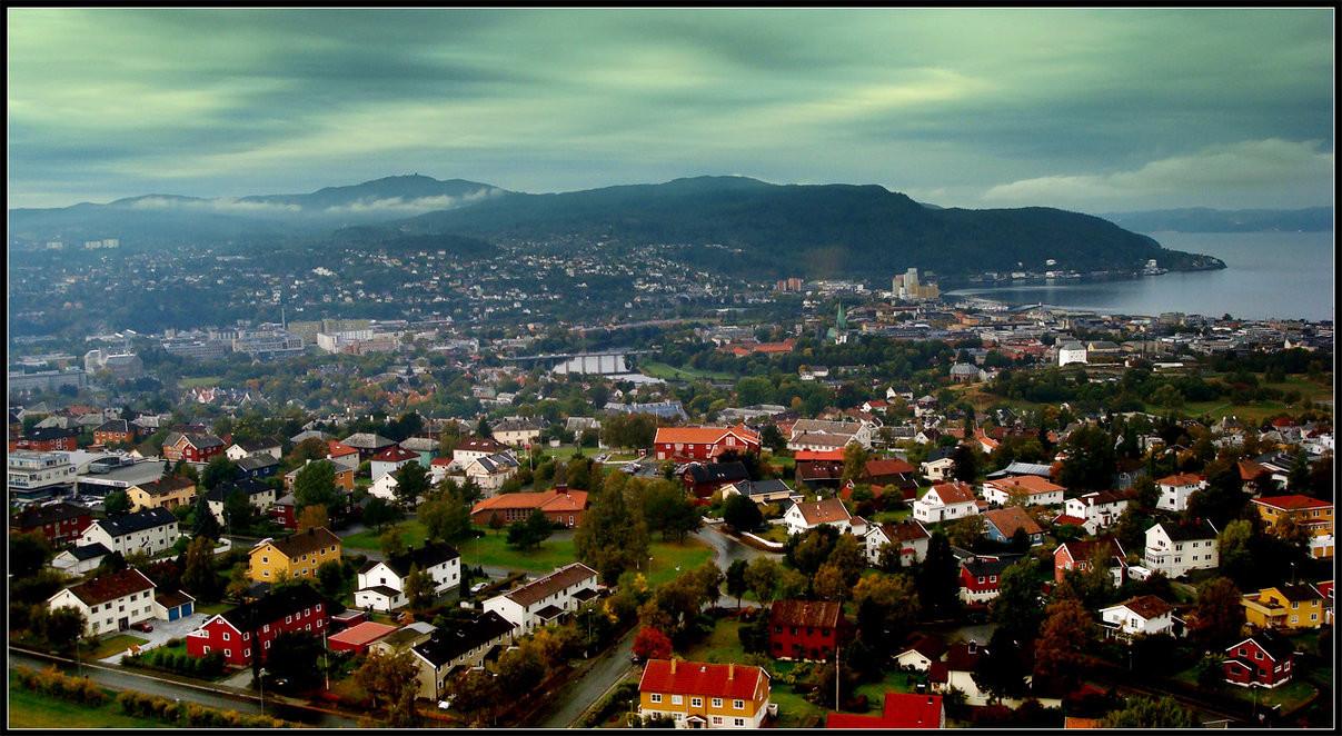 Experiência Erasmus em Trondheim, Noruega por Capucine