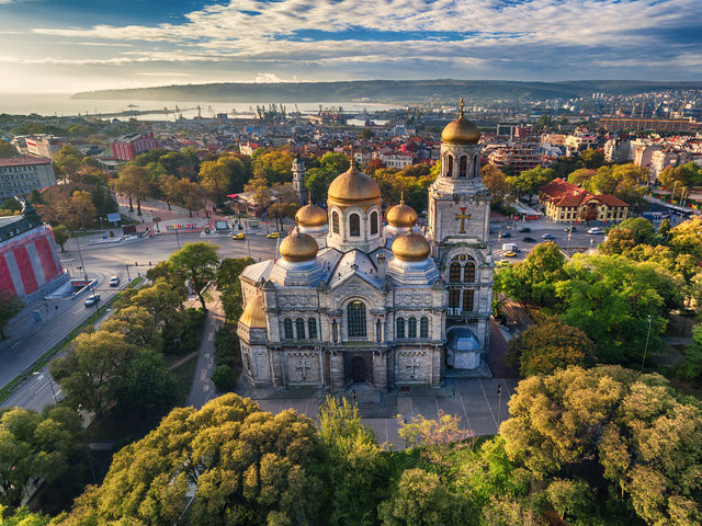 Experiência Erasmus em Varna, Bulgária, por Monika!! | Experiência ...