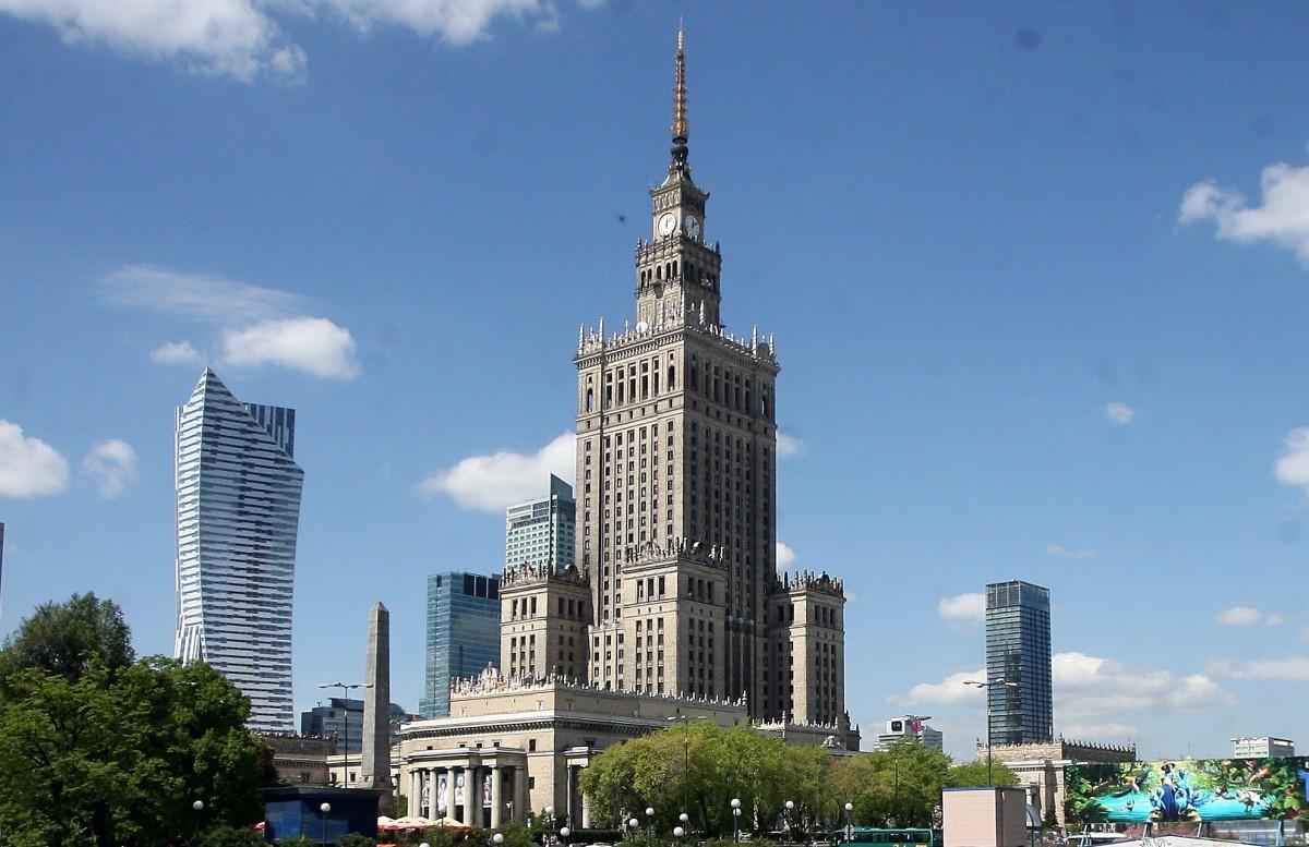 Experiência Erasmus em Varsóvia, Polónia, de Federico