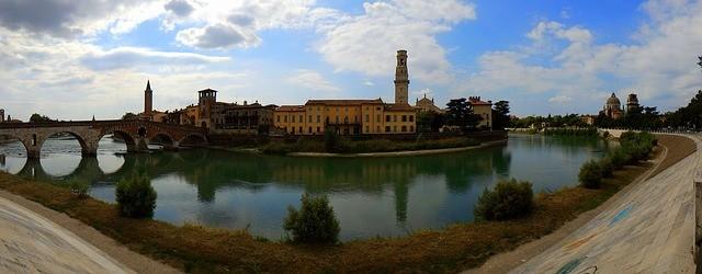 Experiência de Erasmus em Verona, Itália por Tünde