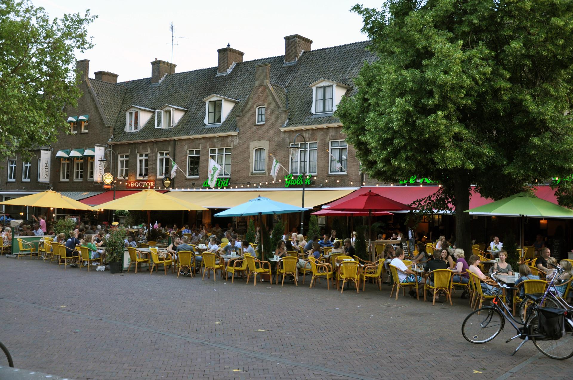 Experiência Erasmus em Wageningen, Holanda, por Lisa