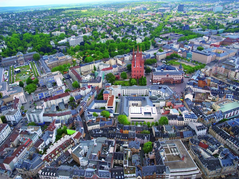Experiência de Erasmus em Wiesbaden, Alemanha, por Horatiu