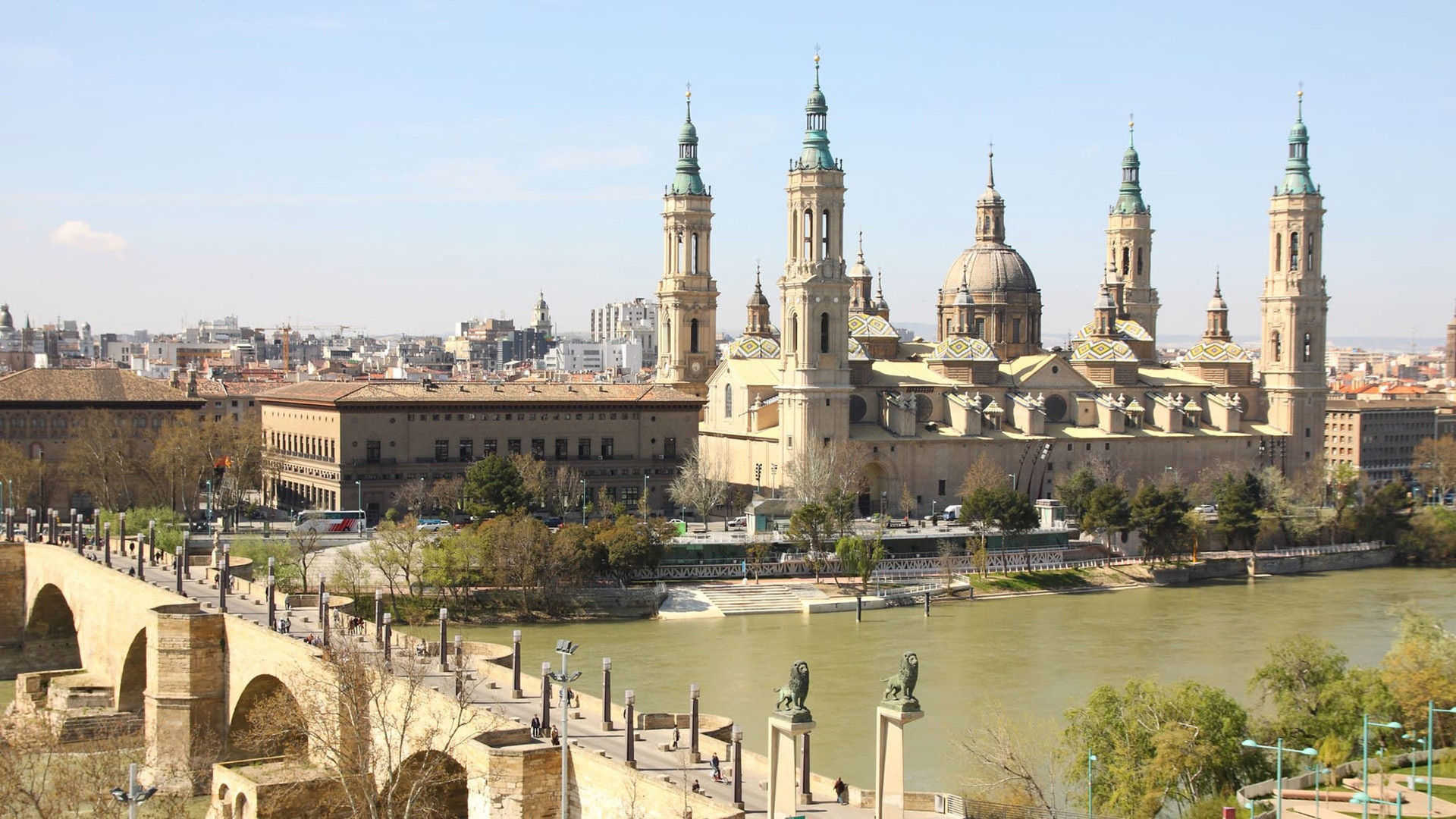 Experiência de Erasmus em Zaragoza, Espanha, por Raminta