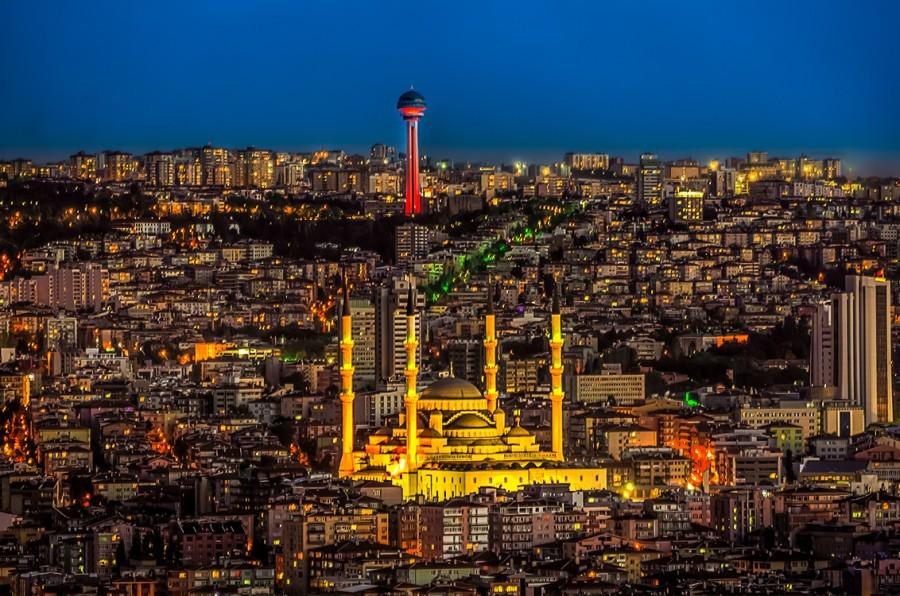 Experiencia Erasmus en Ankara, por Lis