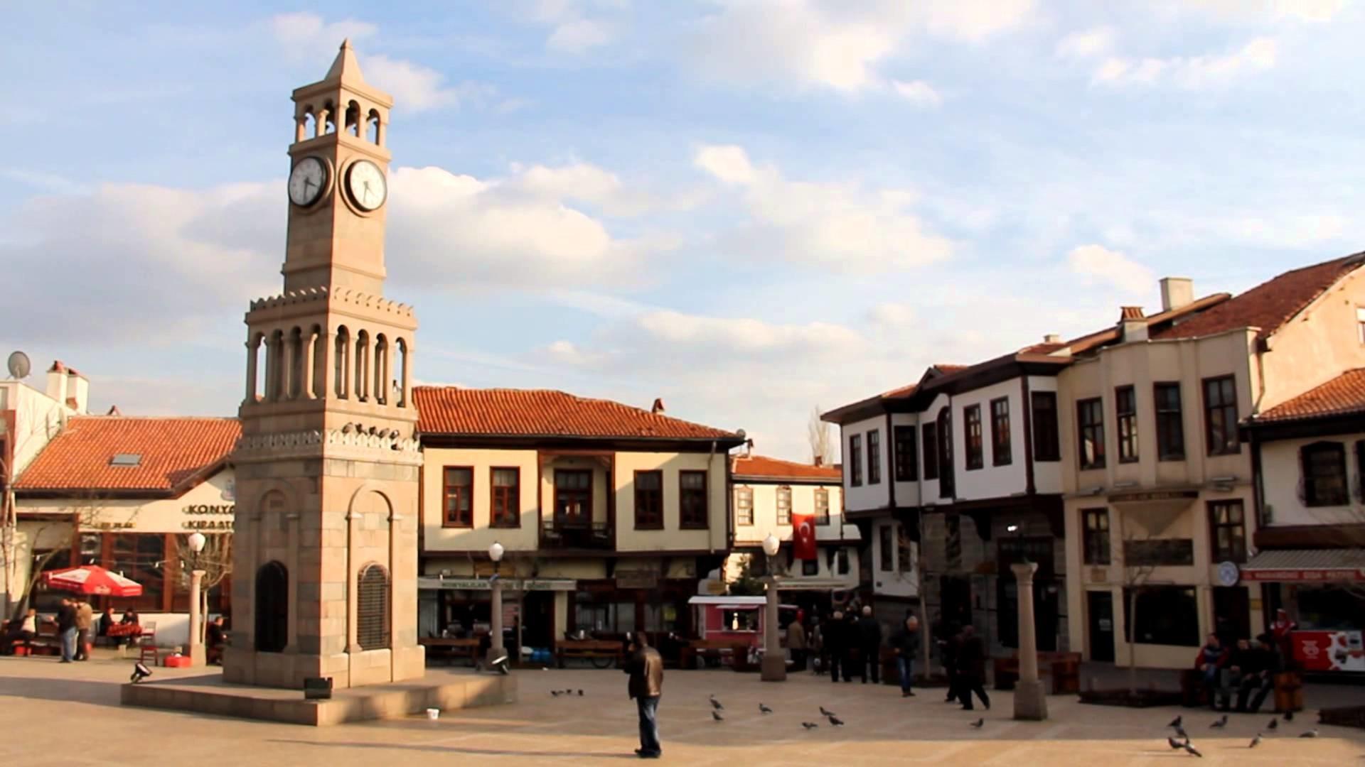 Experiencia Erasmus en Ankara, Turquía por Sarah