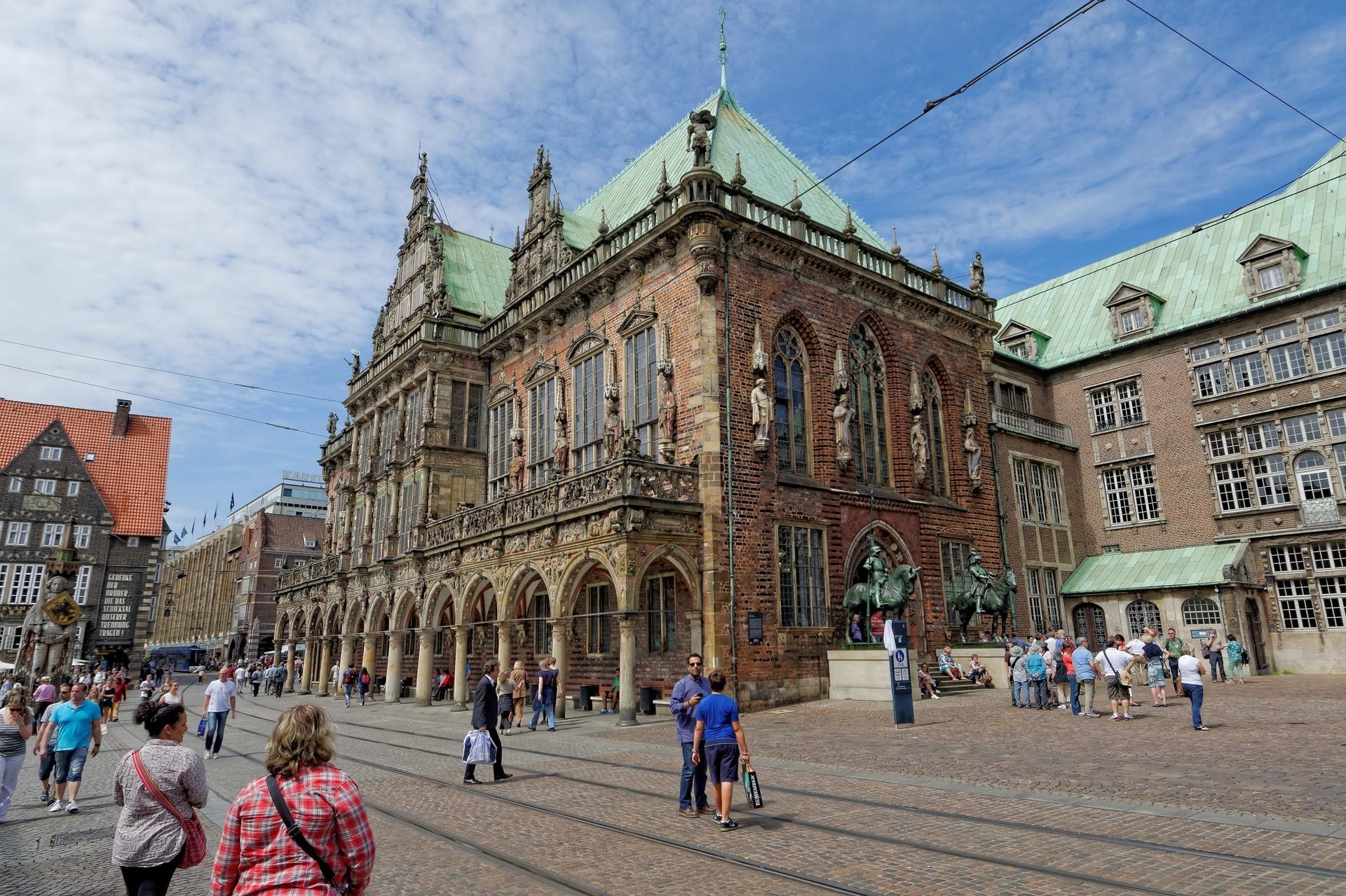 Experiencia Erasmus en Bremen, Alemania por Basia