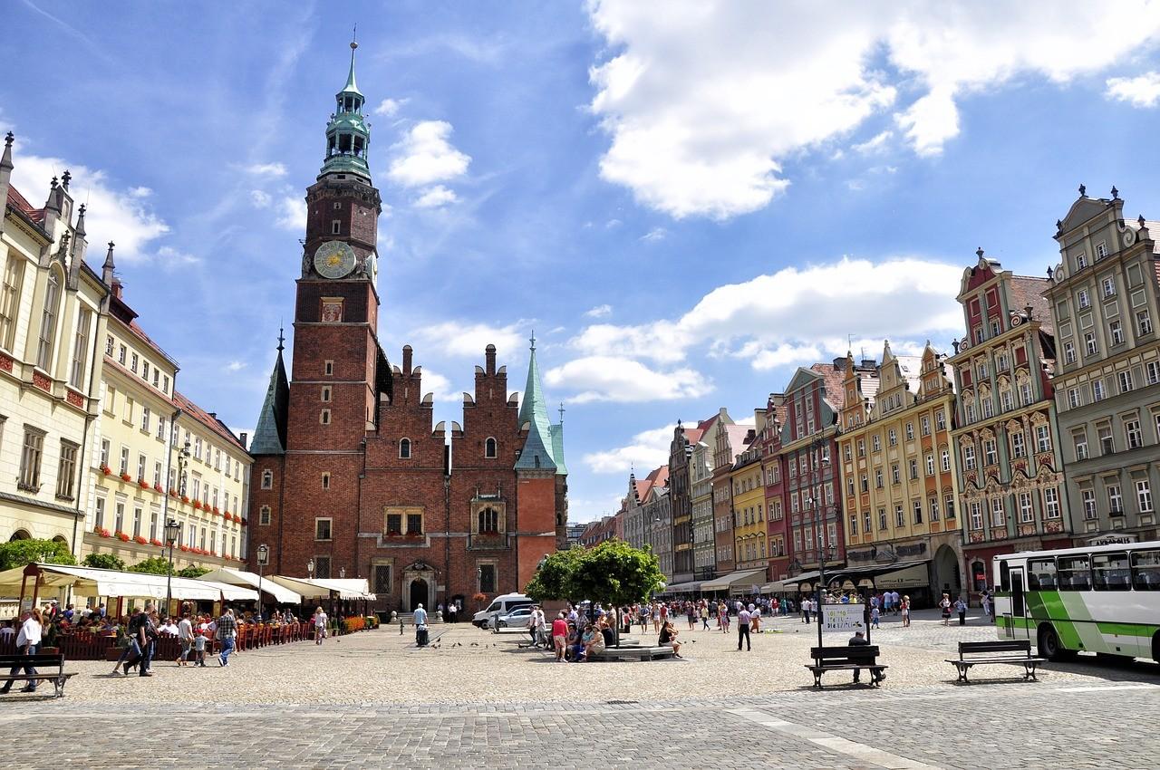 Experiencia Erasmus en Breslavia, Polonia de Karla