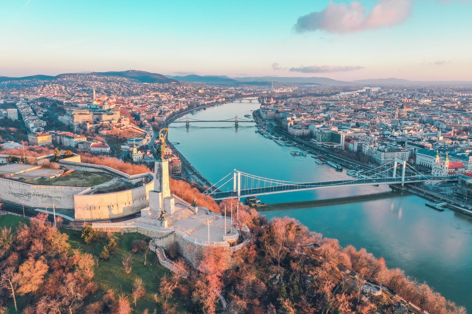 Experiencia Erasmus en Budapest, Hungría por Alexandre