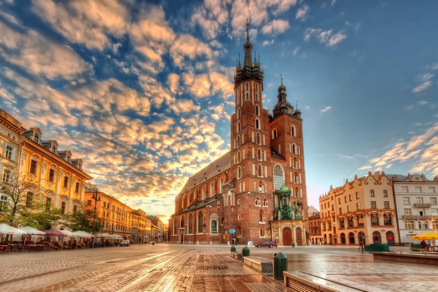 Experiencia Erasmus en Cracovia, Polonia por Juan ...