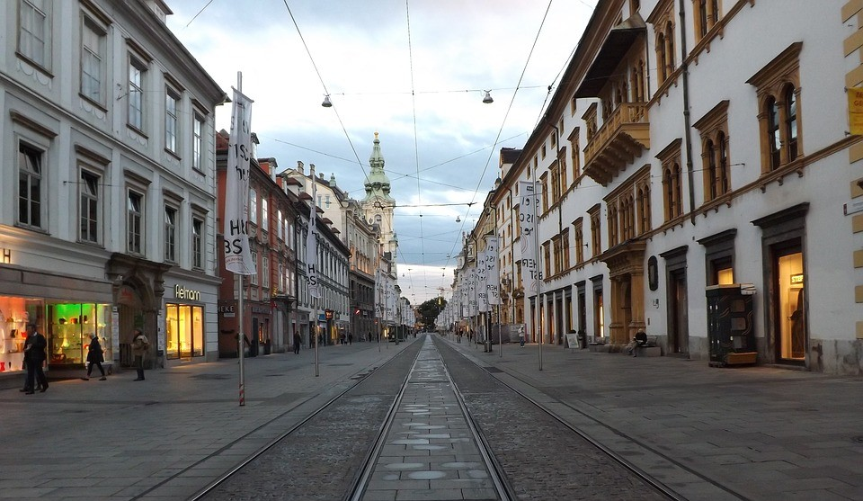 Experiencia Erasmus en Graz, Austria, por Elvira