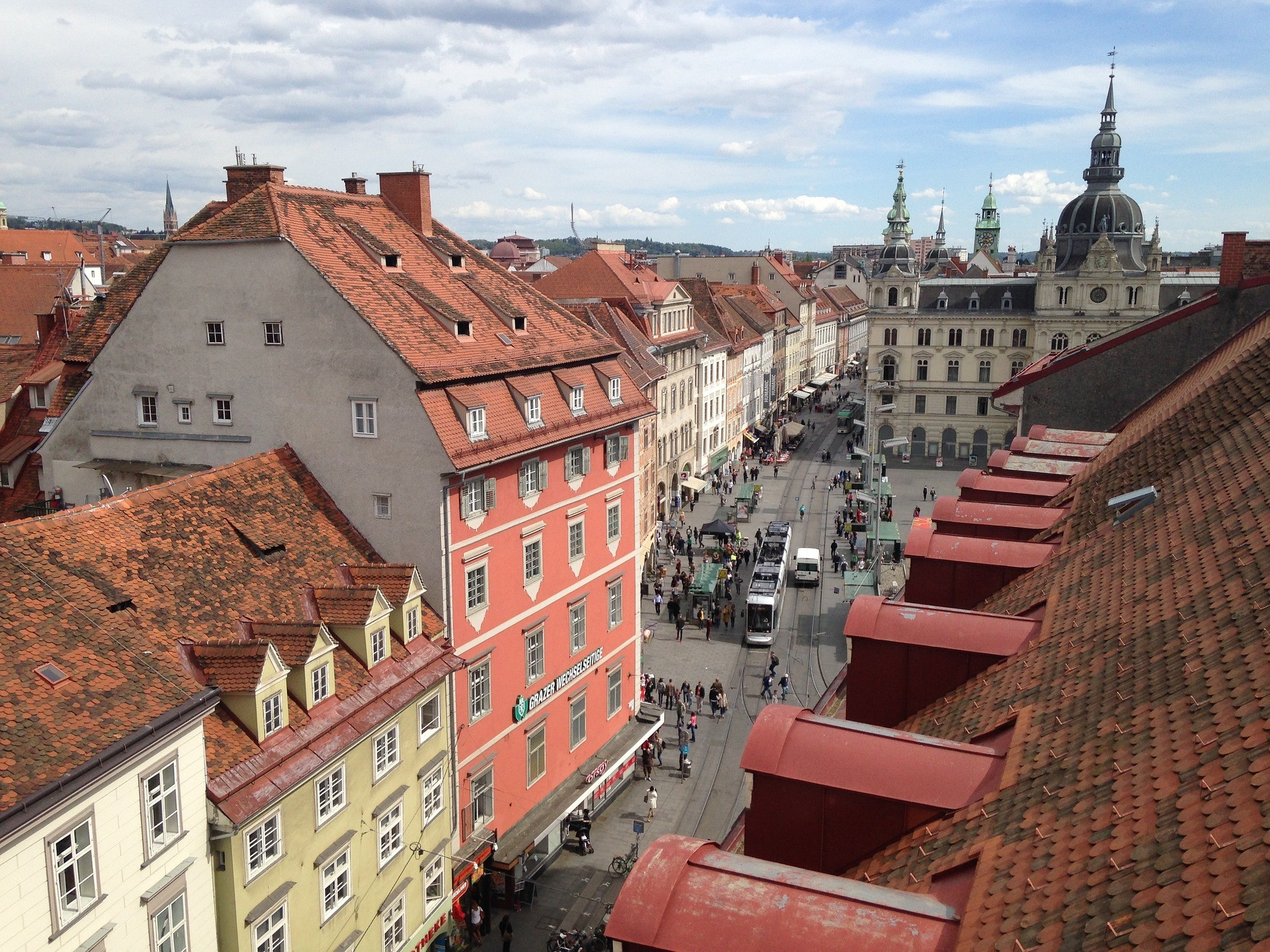 Experiencia Erasmus en Graz, Austria por Rozeta