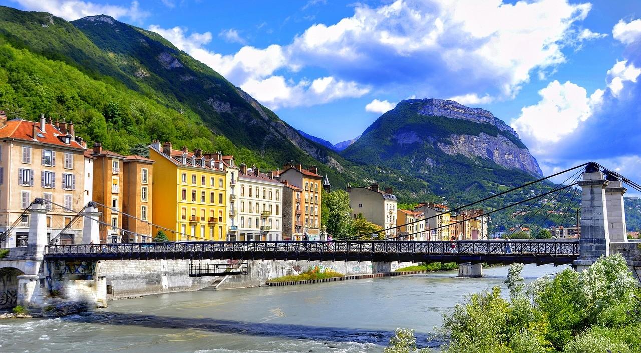 Experiencia Erasmus en Grenoble, Francia de Zoe