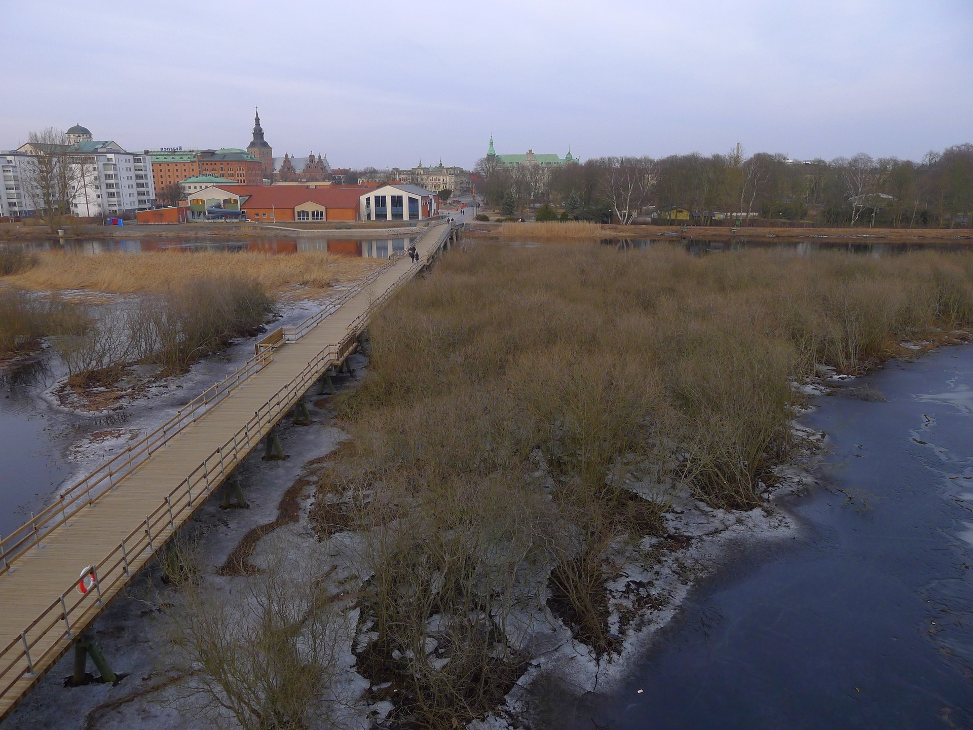 Experiencia Erasmus en Kristianstad, Suecia, por Kristýna