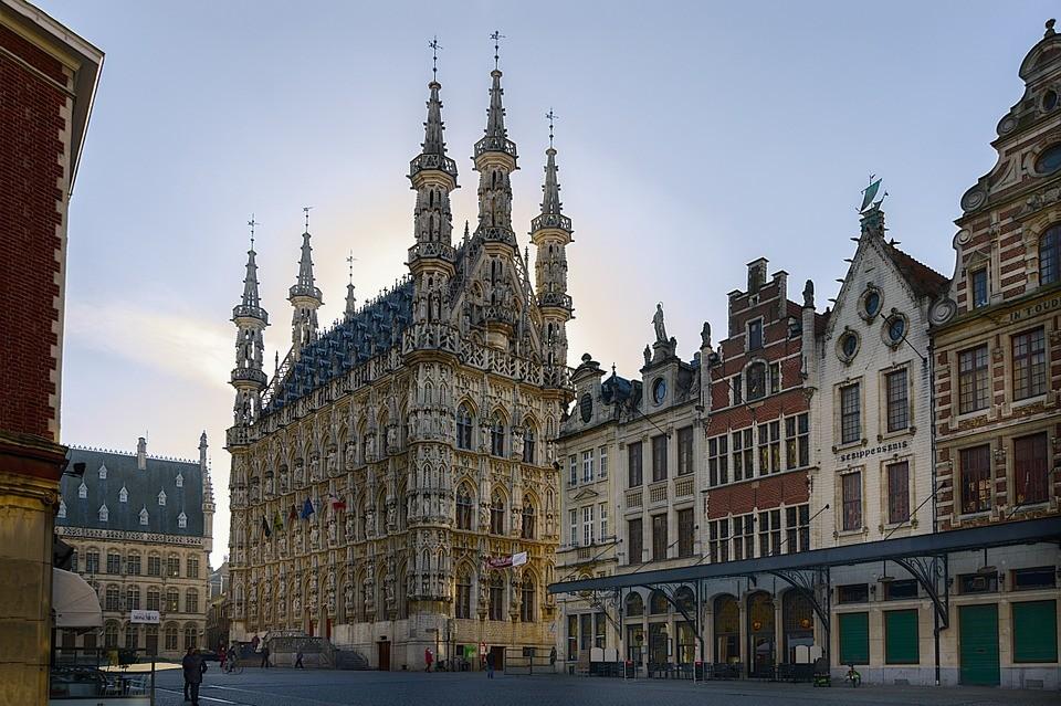 Experiencia Erasmus en Lovaina, Bélgica por Valeria