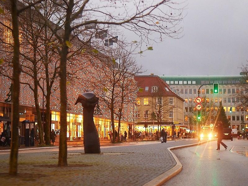 Experiencia Erasmus en Lyngby, Dinamarca por Dani