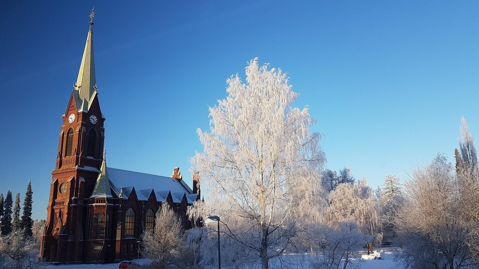 Experiencia Erasmus en Mikkeli, Finlandia, por Anna