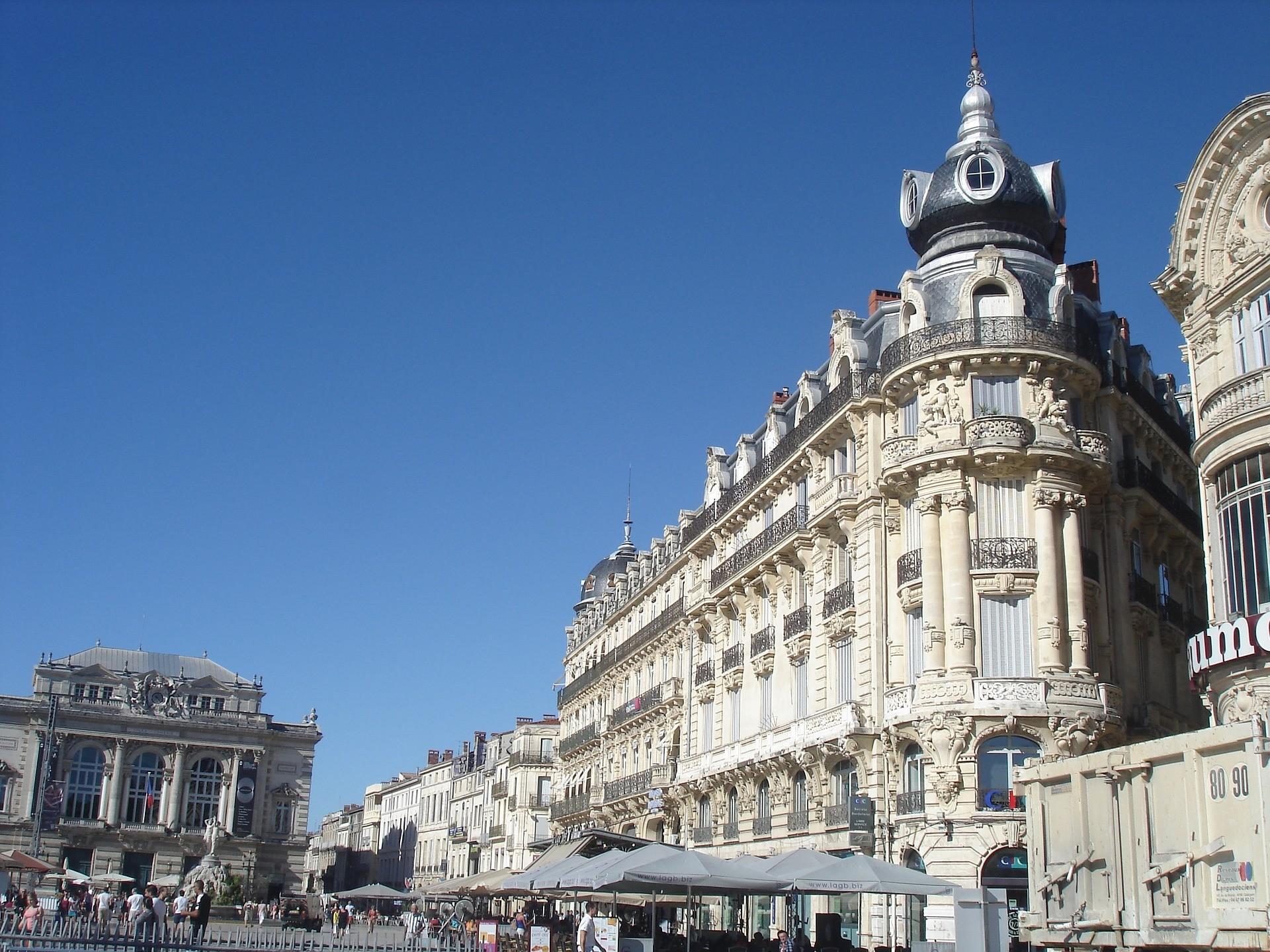 Experiencia Erasmus en Montpellier, Francia, por Sergio