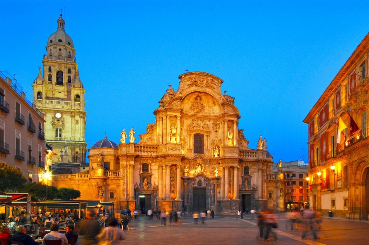 Experiencia Erasmus en Murcia, España por Dušan