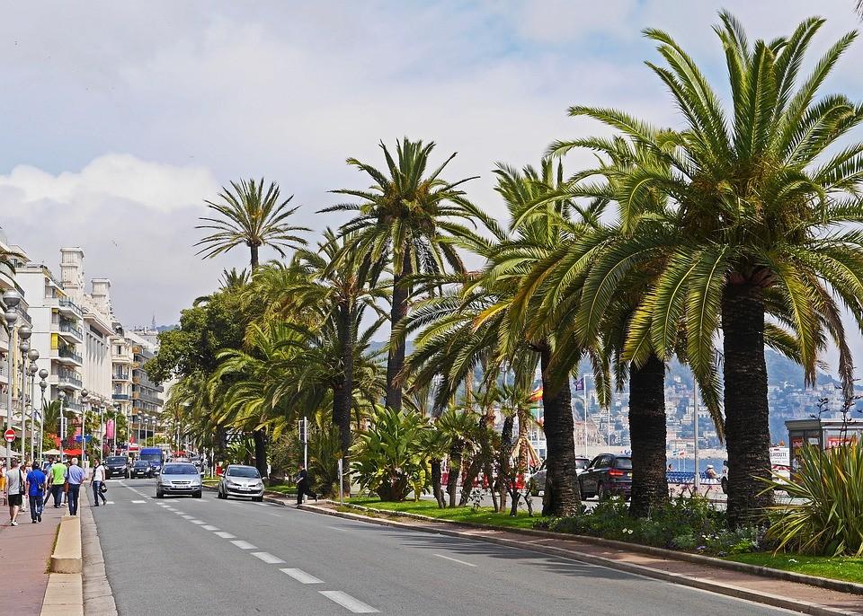 Experiencia Erasmus en Niza, Francia por Dja