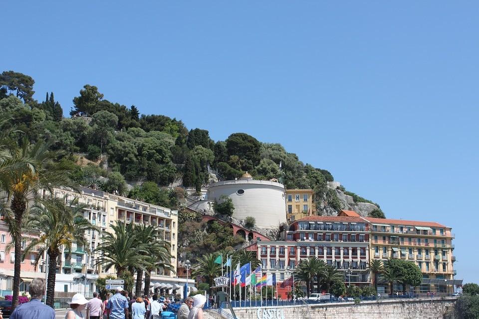 Experiencia Erasmus en Niza, Francia por Hòa-An